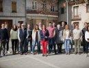 La llista d'ERC organitza, aquest dilluns, un berenar amb gent gran