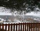 FOTOS i VÍDEOS. Primera nevada del 2020 a Taradell