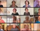 El vídeo confinat de la Coral L'Arpa, amb 'Nit de Sant Joan'