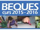 S'obren les beques per a l'escolarització i activitats extraescolars del curs 2015-2016.