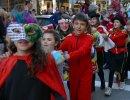 FOTOS i VÍDEO. Èxit absolut del renovat Carnaval Infantil de Taradell