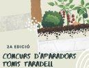 Tens un comerç a Taradell? Participa al 2n Concurs d'Aparadors Tonis Taradell!