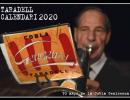 L'Ajuntament de Taradell dedica el calendari del 2020 a la cobla Genisenca