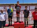Primer lloc de Jordi Tulleuda a la primera prova de la Copa Espanya de bicitrial