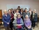 Una vintena de dones grans participen en un taller sobre psicologia
