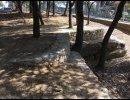 S'arregla el sediment de terres del pati de Les Pinediques