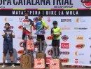 Jordi Tulleuda, segon a la Copa Catalana de bicitrial
