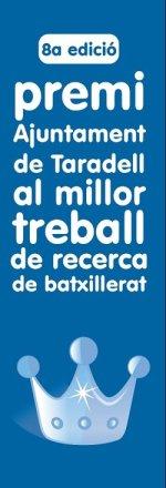 8a edició Premi Ajuntament de Taradell al millor treball de recerca de batxillerat