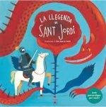 Portada La llegenda de Sant Jordi - Anna Aparicio