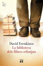 Portada La biblioteca dels llibres rebutjats