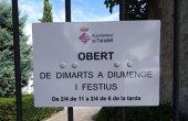 El cementiri municipal amplia els dies d'obertura