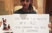 El colpidor missatge de l'Alba Ricart coincidint amb La Marató de TV3