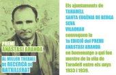 1a edició del Premi Anastasi Aranda