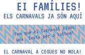 El Carnaval 2020, sense riscos