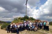 L'Associació de Jubilats de Taradell visita Prats de Lluçanès en l'intercanvi de casals