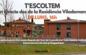 Dilluns, Ràdio Taradell farà un programa especial des de la Residència Vilademany