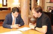 La Diputació de Barcelona signa un crèdit amb l'Ajuntament de Taradell per valor de 500.000 euros