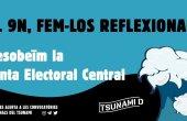 Tsunami Democràtic convoca una acció dissabte a la tarda a Taradell