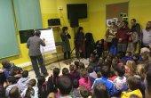La Festa dels Drets dels Infants omple el Puntal de Taradell d'infants, joves i famílies