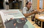 ÀUDIO. Entrevista a l'escriptor Antoni Pladevall, que acaba de publicar 'La clau anglesa'
