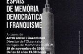 IV Jornades de Memòria Democràtica d'Osona