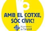 Taradell impulsa una campanya informativa per promoure les bones pràctiques en l'estacionament de vehicles