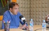 ÀUDIO. Última entrevista a Lluís Verdaguer com a alcalde