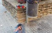 S'apliquen les primeres sancions per deixar bosses de residus domèstics a les papereres
