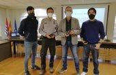 Protecció Civil de Taradell ja està connectada a la xarxa d'emergències de la Generalitat