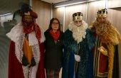 Els Reis d'Orient arriben a Taradell