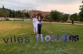 Taradell rep dues Flors d'Honor a la gala Viles Florides 2019