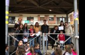 Paula Cabrera i Bruna Arumí guanyen el II Concurs d'art jove