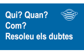 Preguntes freqüents sobre l'ús de mascareta