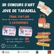 Es convoca la tercera edició del Concurs d'Art Jove de Taradell