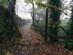 L'Ajuntament de Taradell requereix al propietari d'El Tint que torni a obrir el camí que passa per sobre la Font de Sant Jaume