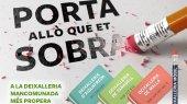 Dia Mundial del Medi Ambient ''Porta allò que et sobra''