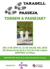 Taradell Passeja 2019