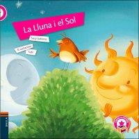 La lluna i el sol_Portada llibre Sergi Gutiérrez