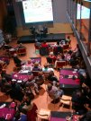 2013. Concert de fados amb Névoa. De biblioteca a biblioteca de país a  país 2013. Taradell-Azambuja (Portugal)