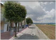 Vista general carrer Girona