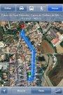 Aplicació mòbil Mapa Google