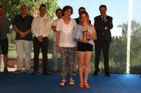 Irene Serra, millor trajectòria esportiva femení Aleví