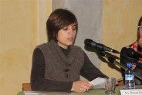 Míriam Martínez, historiadora