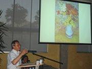 Xerrada: 'Tres pintors i la Provença' amb Xavier Burillo (6)
