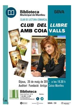 Club del llibre amb Coia Valls