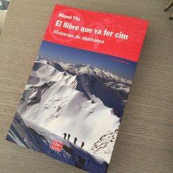 Miquel Ylla presentarà 'El llibre que va fer el cim. Vivència a la muntanya' a la Biblioteca de Taradell