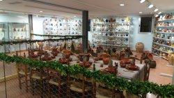 Taula rodona: 'Passat, present i futur de la ceràmica' a la Biblioteca de Taradell