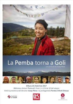 El documental 'La Pemba torna a Goli' a la Biblioteca