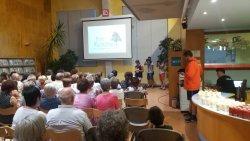 El Grup de Recerca Local de Taradell presenta el documental 'Recordant...Una rosa al viento'