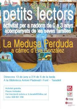 Activitat per a nadons: 'La medusa perduda'
